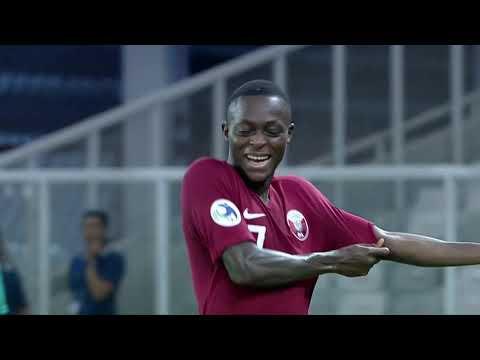 Qatar 6-5 Indonesia (AFC U19 Indonesia 2018 : Group Stage)