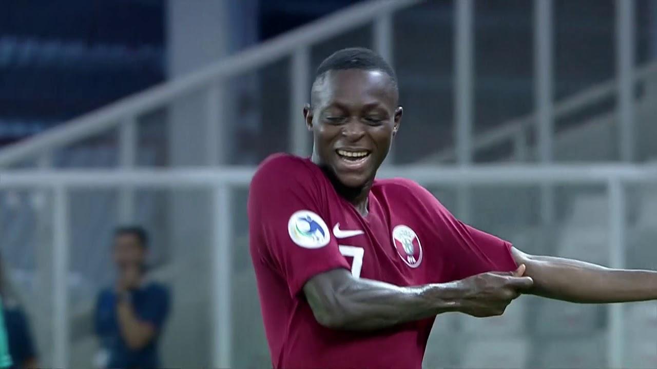 Video: U19 Qatar vs U19 Indonesia