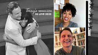 Terry's reunion / Scandal Versary IG live 2020