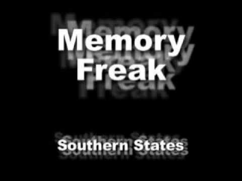 Southern United States Geography Memory Song