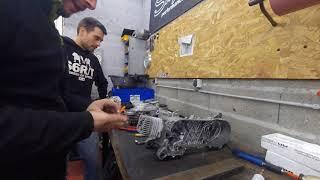 SPR Trophy   Montage moteur stage6 pro 70