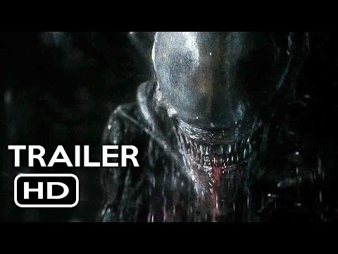 Alien: Covenant Run Pray Hide Trailer (2017) Michael Fassbender, James Franco Sci-Fi Movie HD