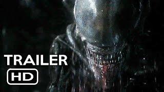 Alien: Covenant Run Pray Hide Trailer (2017) Michael Fassbender, James Franco Sci-Fi Movie HD