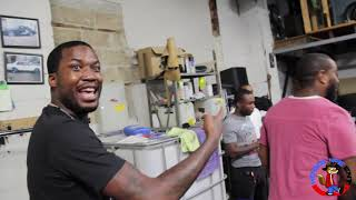 MeekMill , Dion Waiters  In the Hood 3 ! / Bike Life