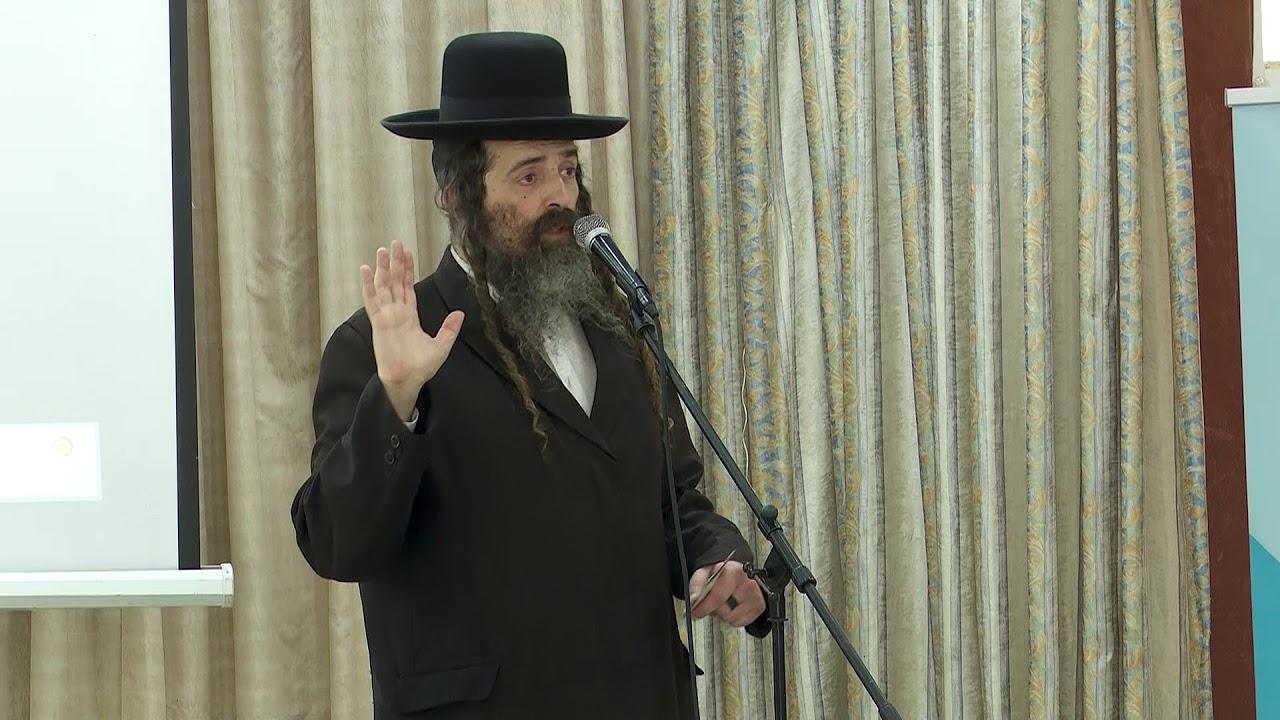 """הרב יוסף רוטשטיין, מי היה נמרוד, כנס """"מתחת לפני השטח - 2"""", אגודת """"מטמוני ארץ"""""""