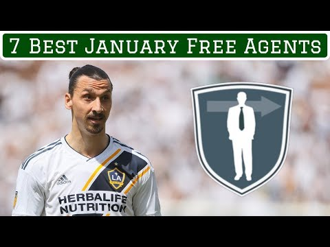 7 Best January Free Agents
