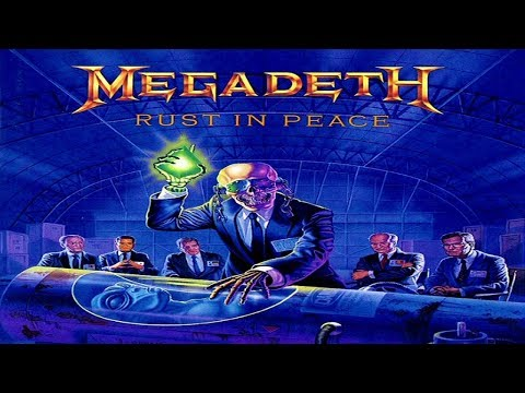 Album Review #100 - Rust In Peace - Megadeth