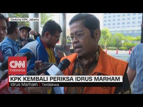 KPK Kembali Periksa Idrus Marham