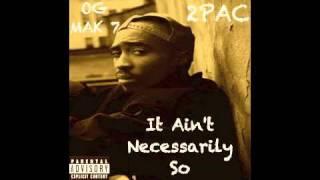 2Pac - 12. My Burnin Heart - It Ain