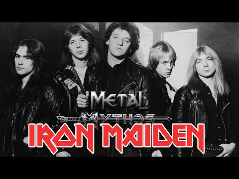 Metal Mythos: IRON MAIDEN