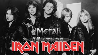 Metal Mythos: IRON MAIDEN