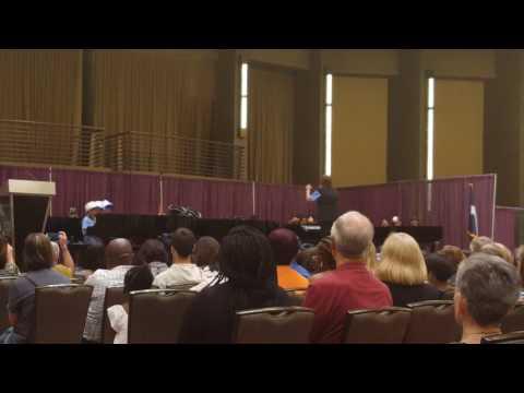 2016 Texas Music Teacher's Association Convention Ensemble
