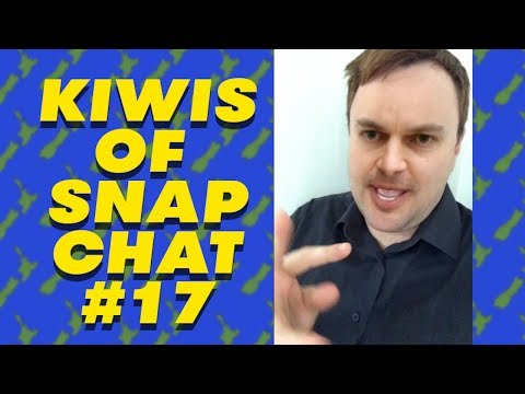 Kiwis of Snapchat: James 'Arya Stark' Shaw