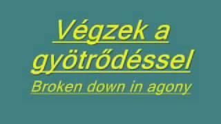 pink sober magyar felirattal