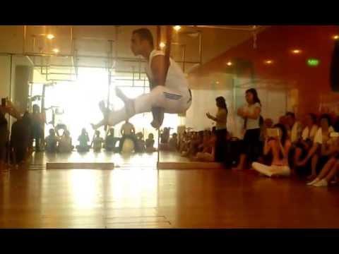 Anti Gravity Yoga By Master Avi (Yoga Seminar , Elite Fitness - Passion For Life.)