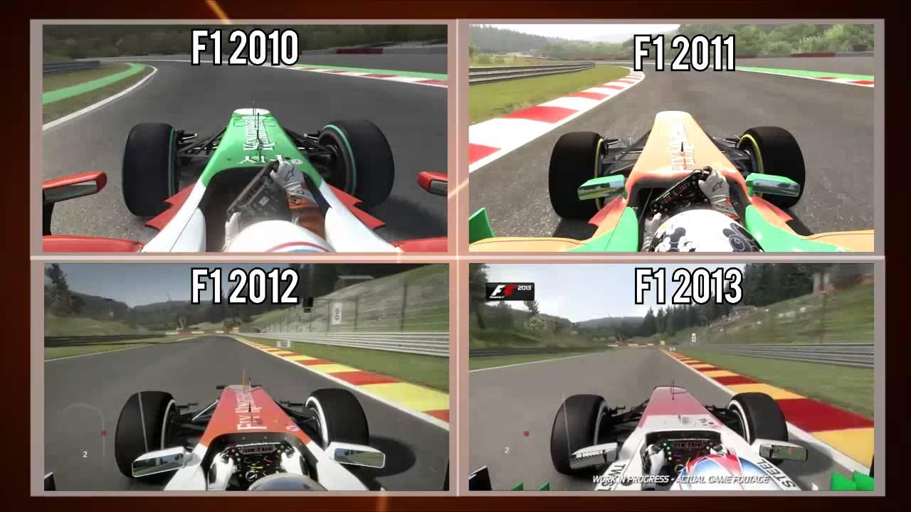 Game play formula 1 2011 xbox 360 youtube.