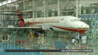 made in china commercial jet arj 21 makes first flight