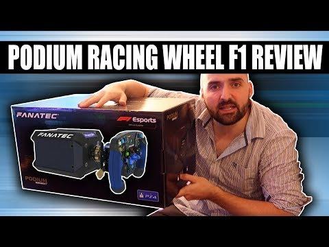 Fanatec Podium Racing Wheel F1 REVIEW
