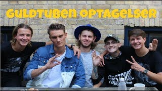 GULDTUBEN OPTAGELSER 2017 (Vlog)