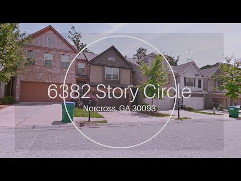 NORCROSS, GA Townhome - 6382 Story Circle