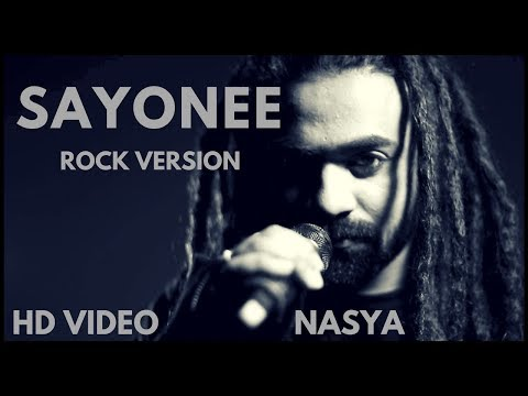 Sayonee | Rock Cover | Nasya Band | Kunaaal Wason | Latest Songs 2017 | Coke Studio 10