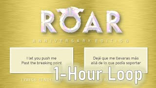 Katy Perry - Roar (1 Hour Loop) [w/ Lyrics + Español]