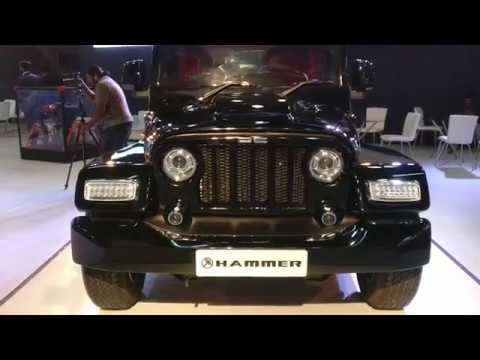 Dc Hammer Modified Thar Costs 9 Lakh Over The Donor Vehicle Auto