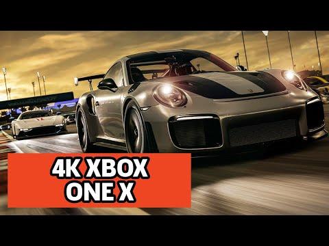 Forza Motorsport 7 4K 60fps Xbox One X Gameplay