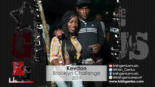 Kevdon - Brooklyn Challenge (Official Audio 2019)