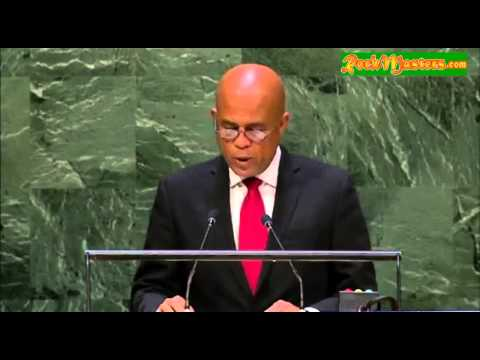 3 days of Haiti government in NY for 2014 UN Assembly