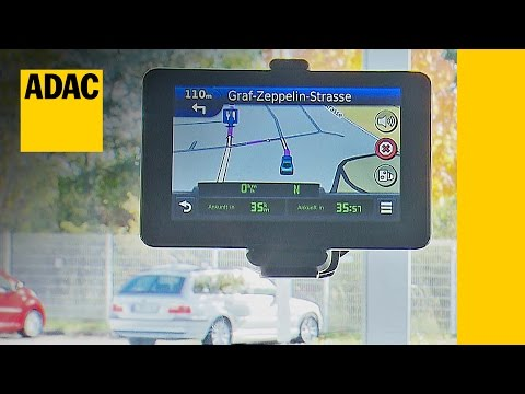 Navigationsgeräte im Test | ADAC