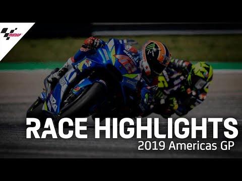 MotoGP Race Highlights | 2019 #AmericasGP