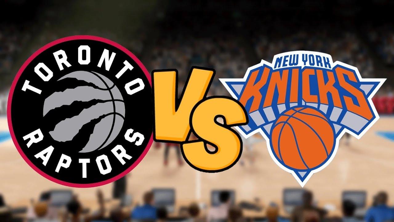 New York Knicks Vs Toronto Raptors Full Game Jan 15