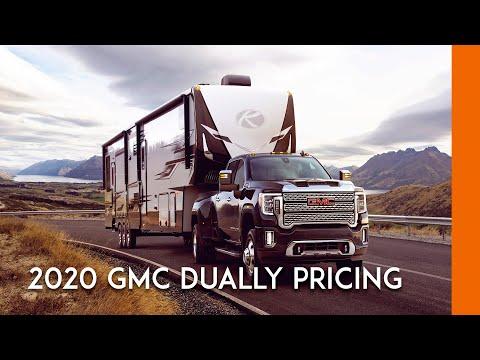 2020 GMC Sierra Denali 3500 Diesel Truck Pricing Thoughts