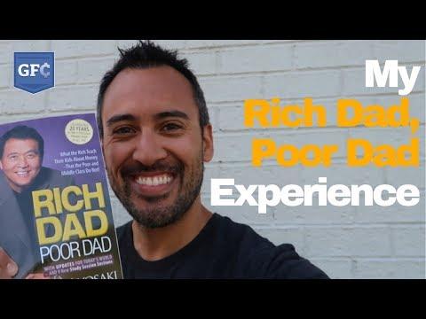 """My """"Rich Dad, Poor Dad"""" Experience"""