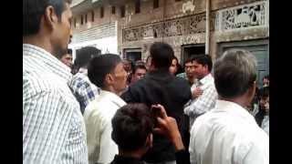 (Anjuman Sajjadiya) Aa Gaya Mahe Aza Goonji - Haji Aqeel 2012 آگیا ماهِ عَزا