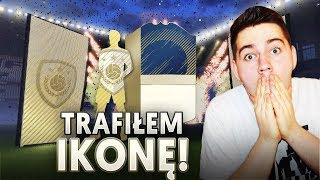 TRAFIŁEM IKONĘ!!! OMG!! NAJLEPSZY PACK OPENING | FIFA 18