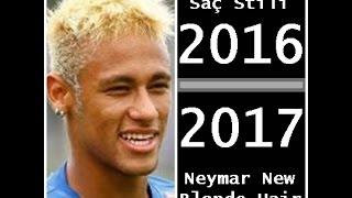 Pes 2017 Neymar Yeni Saç Stili---Neymar New Hair