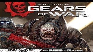 Gears of War Lore Episode 27 : Rise of Raam Issue #1!!! [4K 60FPS]