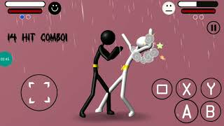 Stickman kung Fu king Fighter Android Gameplay