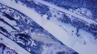 تجربة التصوير السينمائي للطائرة المسيرة  DJI Mavic Pro