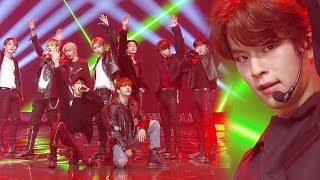 Stray Kids - Hands Up (2PM) [Music Bank Ep 1000]