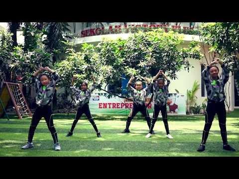 SVP Primary ECA Dance Club