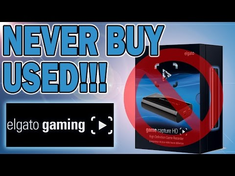 Elgato - Capture Card - Never Buy Used