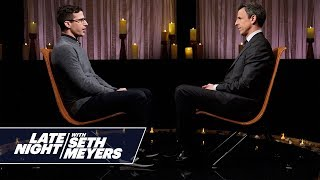Andy Samberg and Seth Clear the Air
