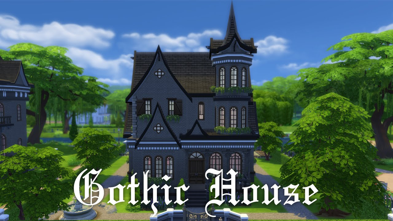 Houses To Build On Sims