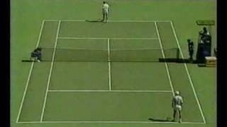 Australian Open 1993 SF Edberg vs Sampras 12/14