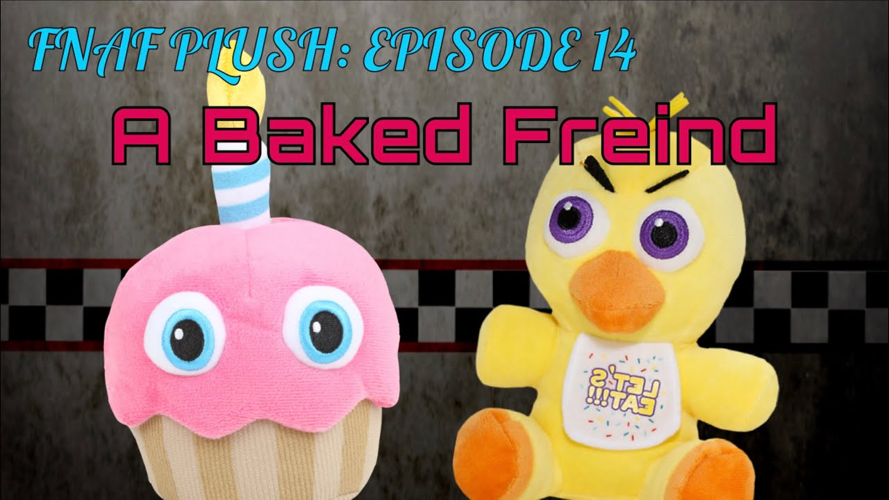 Travis Plush Productions Friend Baked
