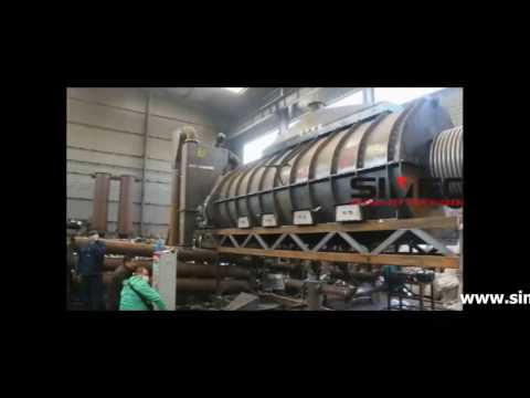 Biomass Pellets Torrefaction Plant