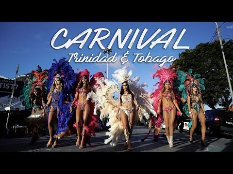 Trinidad & Tobago Carnival